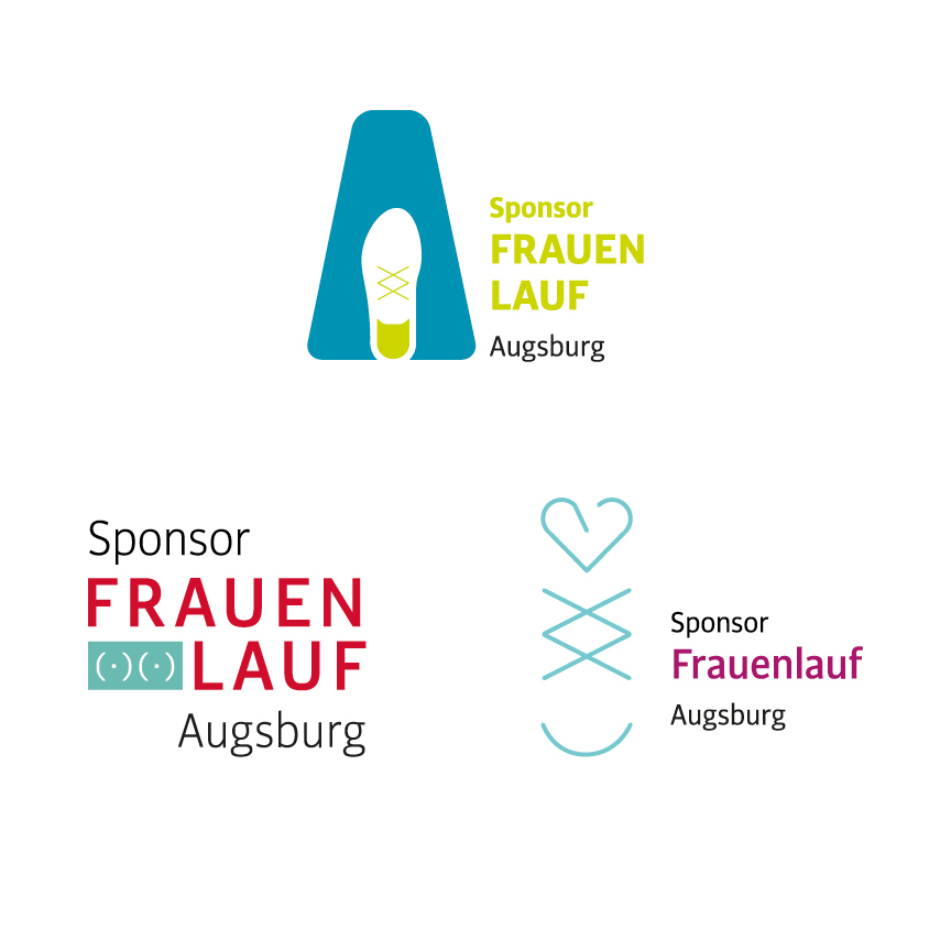 frauenlauf logoideen 864x864 1 sam waikiki – Kommunikation, Design, Impulse
